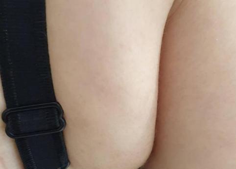 پوشش مربوط به پستان