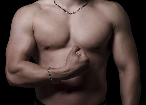 بزرگ شدن سینه در مردان